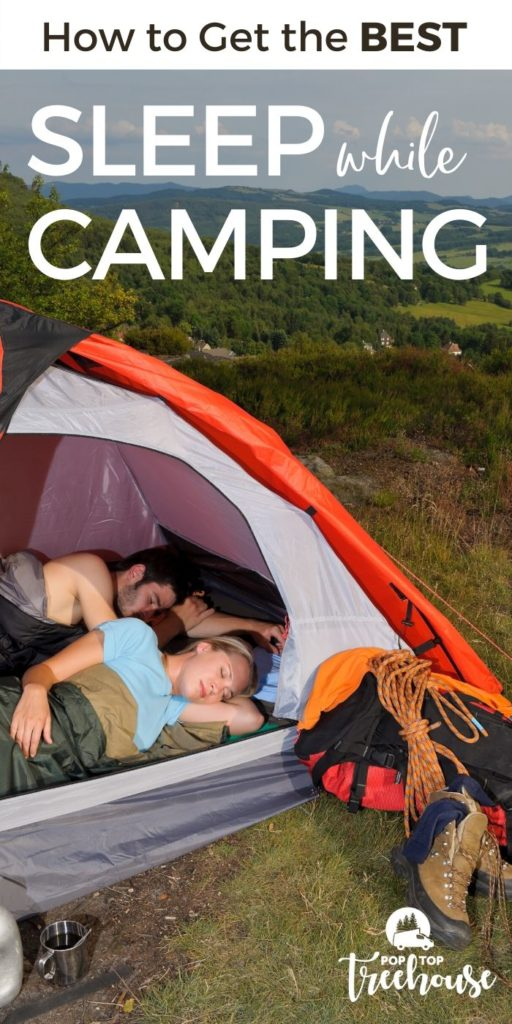 Best Sleep While Camping