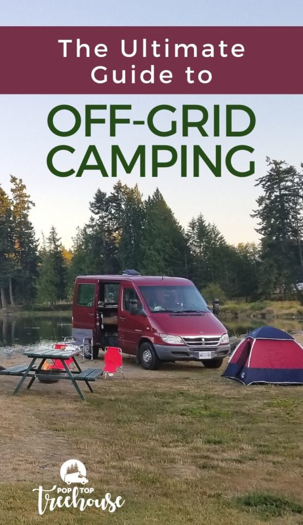 Off Grid Camping