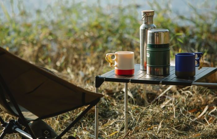warm drinks for camping
